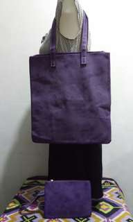 Bag-05 Onhand 2in1 Bag (Tote and Pouch)