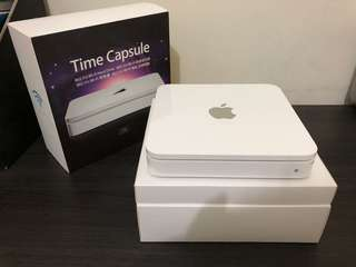 🚚 Apple Time Capsule 2TB