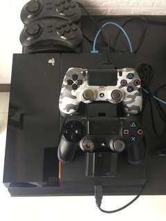 Pre-loved Ps4 console