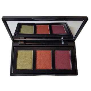 Naked Cosmetics Urban Rustic Trio Pressed Eyeshadow Palette