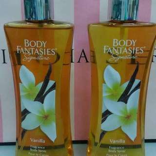 Authentic Body Fantacies Fragrance Body Spray