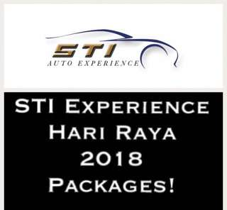 Weekends Hari Raya 2018 Packages