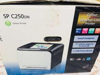 🚚 Ricoh printer SP C250DN BNIB *Today Offer*