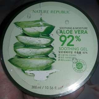 Ori- Soothing Gel Aloe Vera 92%