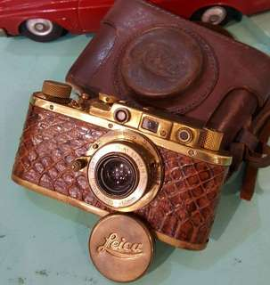 Antique Leica Camera