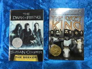 The Dark is Rising/The Grey King by Susan Cooper