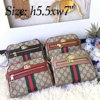 Gucci 2in1 Sling/Belt Bag