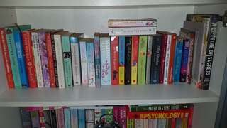 Shopaholic series and many more - Sophie kinsella