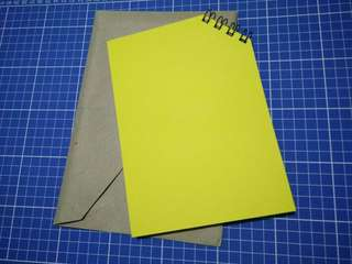 Notebook Corner Bind (Yellow) - NCB1