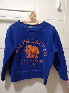 Authentic Polo Ralph pullover