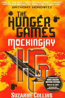 The hunger games : mockingjay book