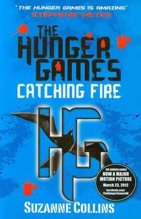 The hunger games : catching fire book