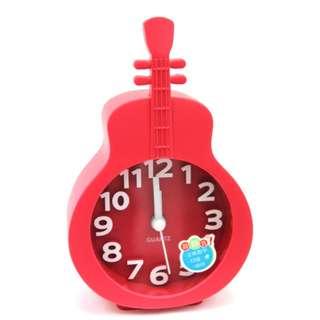 Cello shape alarm clock