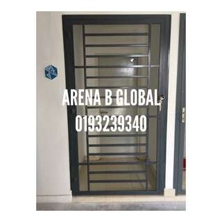 IRON GRILL / GRILL BESI