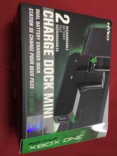 Xbox one Dual Battery Charger Dock