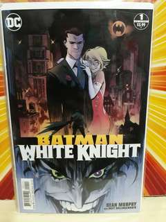 Dc comics Batman white knight complete 1 to 8