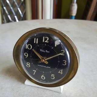 Old Baby Ben Clock