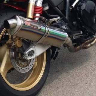 Swap tri oval full system with stock pipe plus top up