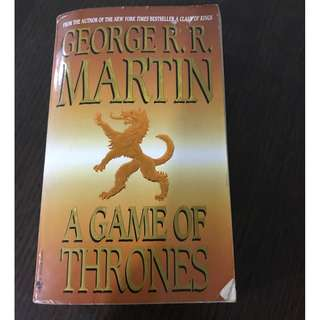 🚚 Game of Thrones by George RR Martin