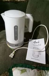 ASAHI Electric Cordless Water Kettle
