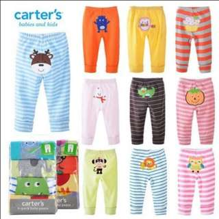 SET CARTER'S 5 IN 1 PANTS