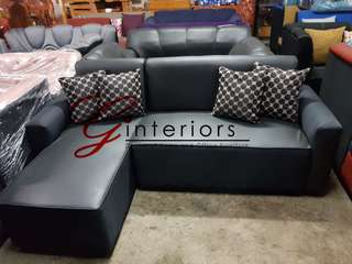 Senior L Shape Sofa Set