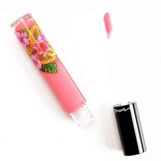 M.A.C Fruity Juicy Cremesheen Glass Lipgloss