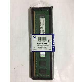 Kingston DDR4 2133MHz 8GB Module