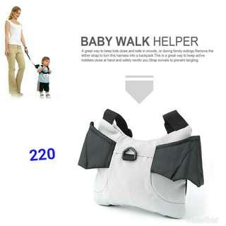 Baby walk helper