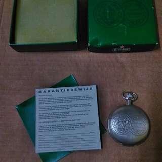 海尼根Heineken懷錶-已無電