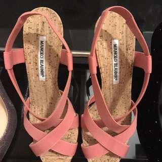 Manlolo blanhik summer high heel