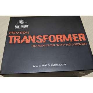 Fatshark Transformer Full Panel Viewer - FSV1103