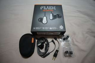 Steelseries Flux In-Ear Pro Earphones