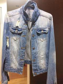 2pcs for P500 denim jacket