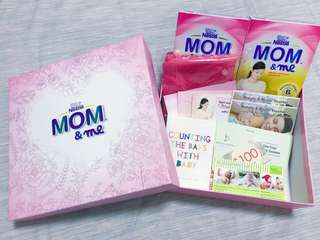 🚚 Mom & Me Maternal Nutritional Supplement