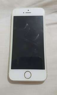 iPhone5s 16gb Gold
