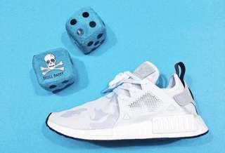 Adidas nmd duck camo white