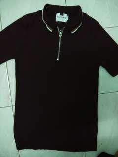 Topman Brown Shirt