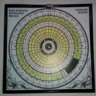 Kalender Abadi / Kalender Sepanjang Masa