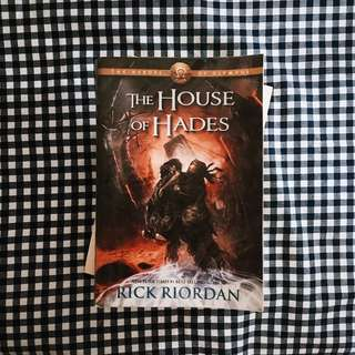 The House of Hades (by Rick Riordan)