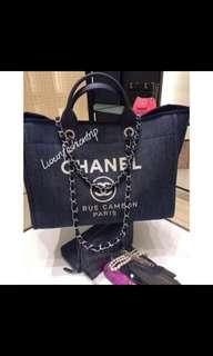 Chanel Shopper's Bag