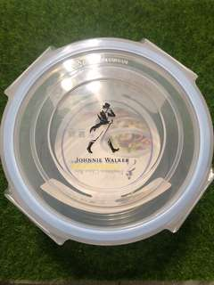 🚚 Johnnie walker微波玻璃保鮮盒