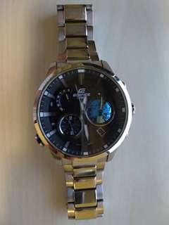 Casio Edifice 賽車錶系列 EQB-600 藍牙智慧錶