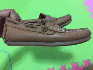Kids top sider shoes