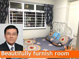 316a Yishun common room, full furnish