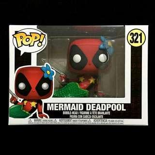 Mermaid Deadpool (Target Exclusive) Funko Pop