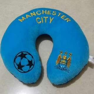 Bantal Leher Bola Manchester City Murah Di Jakarta