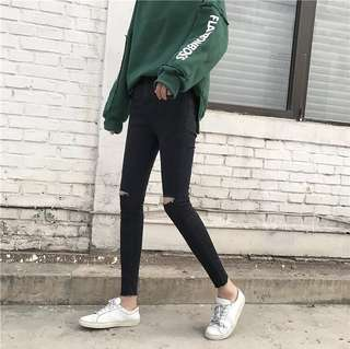 Stylenanda Ripped Jeans