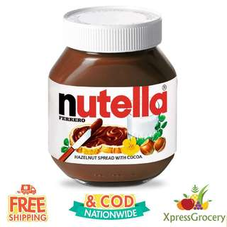 NUTELLA Chocolate Spread 350g 750g 950g