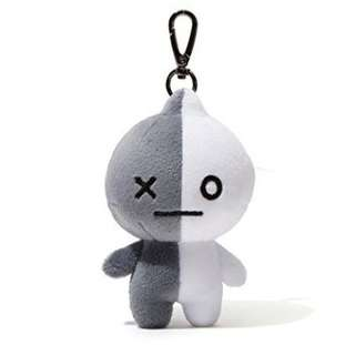 [GO] BT21 OFFICIAL BAG CHARM  (Mang, Van, RJ only)